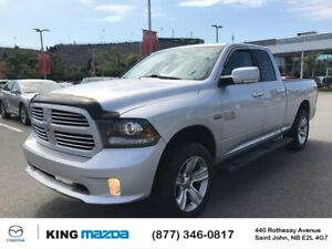 "2014 RAM 1500 Sport New Tires..20"" Alloys..Bucket Seats..Heat..."