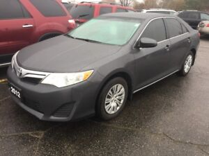 2012 Toyota Camry LE 2.4L BLUETOOTH NO ACCIDENTS