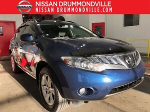 2010 Nissan Murano SL AWD - TOIT PANO - DÉMARREUR !!