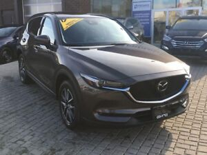 2017 Mazda CX-5 GT CERTIFIED PRE-OWNED! GT-TECHNOLOGY PKG! ON...