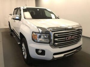 2017 GMC Canyon SLT HEATED LEATHER, REMOTE START, REAR VISION...