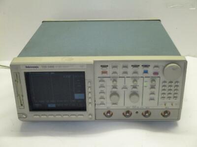 Tektronix Tds540b Digital 500mhz 2gsas 4 Channel Stand Alone Oscilloscope