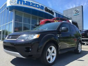 2009 Mitsubishi Outlander XLS*V6*AWD*7PASS*AC*BLUETOOTH*CRUISE*C