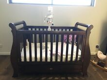 Boori complete Baby Cot Set South Hurstville Kogarah Area Preview