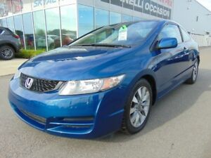 2010 Honda Civic EX-L AUTO BAS KM LEATHER ROOF MAGS LOW KM