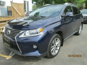 2015 Lexus RX 450h LEATHER
