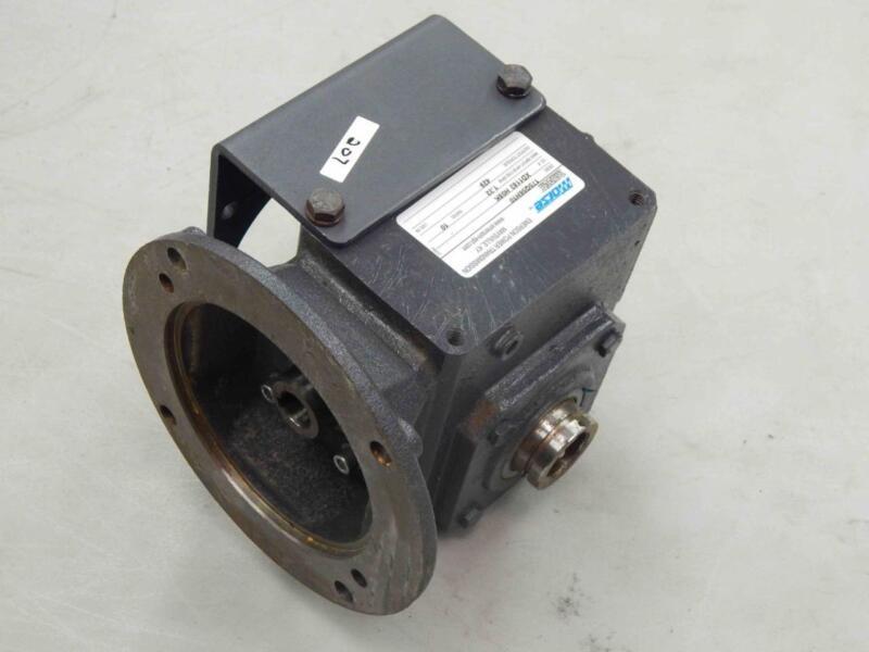 #207 Morse Reider Gear Drive Reducer XD1183 H08K 175Q56H10 Ratio 10:1 56C >NEW<