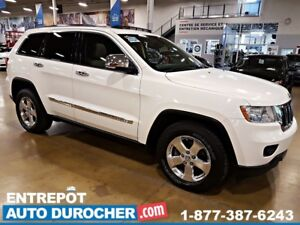 2011 Jeep Grand Cherokee Limited 4X4 - NAVIGATION - TOIT OUVRANT