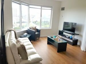 Short Term Rental Furnished Suite 1 Bedroom + Den Ottawa