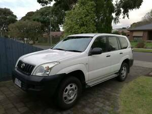 2003 Toyota LandCruiser Wagon Rowville Knox Area Preview