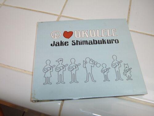 "HAWAII ""JAKE SHIMABUKURO - UKULELE"" MUSIC CD"