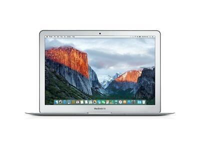 """Apple MacBook Air MJVG2LL/A Intel Core i5-5250U X2 1.6GHz 8GB 256GB SSD 13.3"""", S"""
