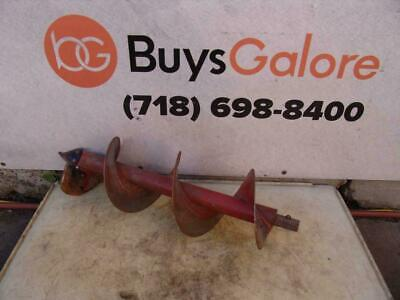 Little Beaver Auger Bit 10x42 Inches 1 14 Drive Shaft Very Good Condition. 5