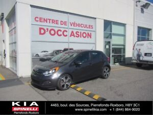 2014 Kia Rio SX NAVIGATION LEATHER