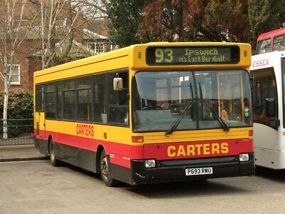 P693RWU Carters 6x4 Quality Bus Photograph