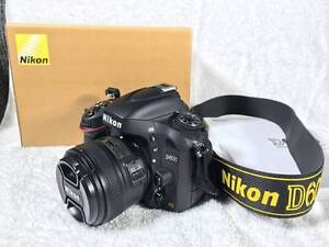 Nikon D600 full frame Camera with 50mm 1.8 Lens in perfect condit Carlton Kogarah Area Preview
