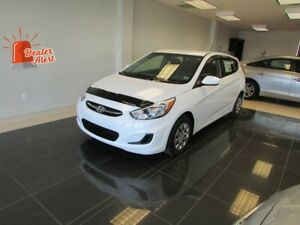 2017 Hyundai Accent L - SATELLITE RADIO / MANUAL / HATCHBACK Rat