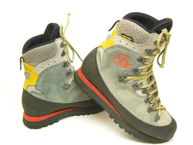 Germany HANWAG Super FLY GTX Gore-Tex Paragliding Hiking Boots Men