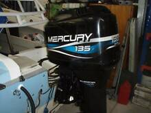 135 HP Mercury Outboard Motor Everton Hills Brisbane North West Preview