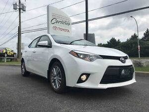 2014 Toyota Corolla LE SUNROOF LEATHER GPS