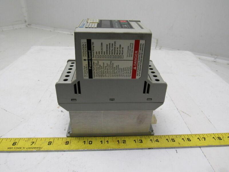 A-B Allen Bradley 160-BA01NPS1 Series C  Speed Controller Drive Preset Speed