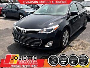 2015 Toyota Avalon XLE. CUIR NOIR.TOIT OUVRANT.GPS.