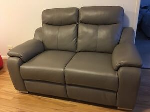 $150 2 sitter sofa leather look Yeerongpilly Brisbane South West Preview
