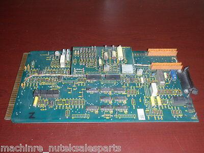 Servomac Circuit Board Pcb Ct 220 Act220a