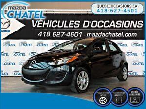 2014 Mazda Mazda2 GX - BAS KILOS - 1 SEUL PROPRIO