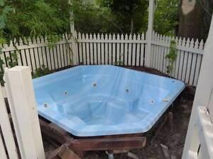Spa Pool - Fibreglass Croydon Maroondah Area Preview