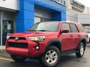 2014 Toyota 4Runner CUIR+TOIT+TRES PROPRE