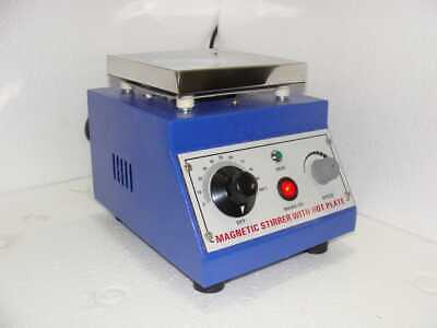 Magnetic Stirrer With Hot Plate Lab Mixers Shakers Stirrers