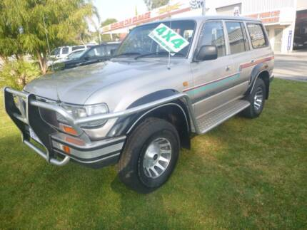 1994 Toyota LandCruiser Wagon 4x4 7 Seater Rare and Sought After!