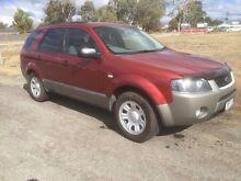 2005 Ford Territory TX Ascot 3551 Bendigo City Preview