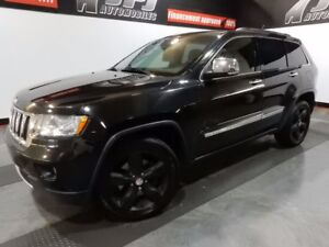2011 Jeep Grand Cherokee LIMITED NAVI-CUIR-TOIT PANO-SIEGE ELECT