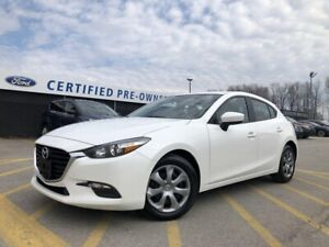 2018 Mazda 3 GX ELECTRONIC POWER ASSISTED STEERING|REMOTE KEY...