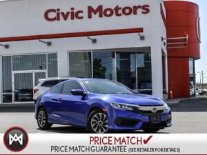 2016 Honda Civic Coupe LX - ANROID AUTO/APPLE CARPLAY, HEATED SE