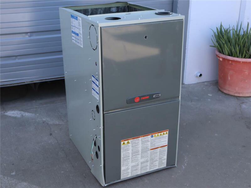 TRANE XR95 Single-Stage Furnace TDH1C085A9481CB 85000 BTU 95% AFUE 4 Ton 115V