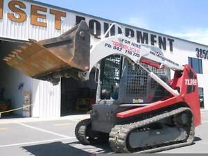 Takeuchi TL 250 Skid Steer dry hire. Park Ridge Logan Area Preview