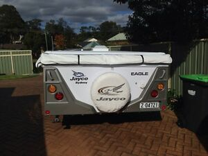 Jayco Eagle Camper Van Thirlmere Wollondilly Area Preview