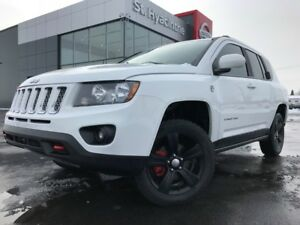 2014 Jeep Compass North AUTOMATIQUE 4X4 CUIR AIR CLIMATISÉ MAGS