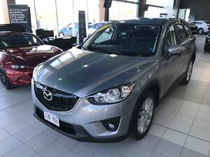 2015 Mazda CX-5 Only 34k! Leather! Heated Seats! Sunroof! AWD!