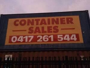 20 Foot Shipping Containers Ballarat Central Ballarat City Preview