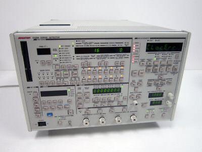ADVANTEST D3286 12 GB/S ERROR DETECTOR OPTION 70