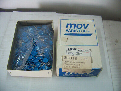 500ct Varistor Mov 560kd20 Surge Control 20mm New In Box