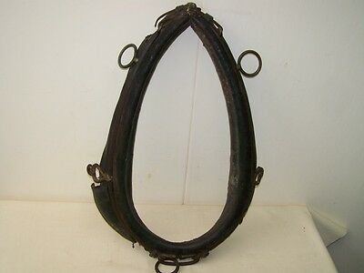 Old Horse Collar Horse Collar Harness for Horses, Decor