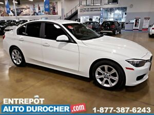 2014 BMW 3 Series 320i xDrive Automatique - AIR CLIMATISÉ - CUIR
