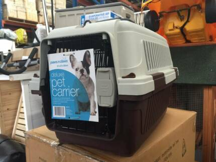 Deluxe Paws n Claws Pet Carrier Wantirna South Knox Area Preview