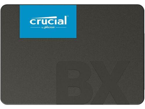 """Crucial BX500 2.5"""" 120GB 240GB 480GB 1TB 2TB 3D NAND SATA III Internal SSD LOT"""