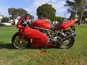 Ducati SS1000DS Newcastle Newcastle Area Preview